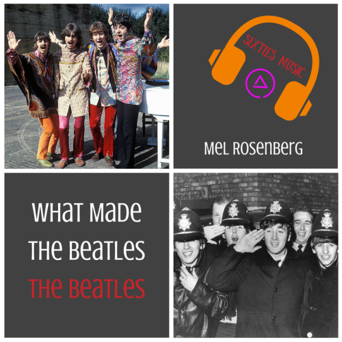 Artwork from the book - What Made the Beatles the Beatles by Sixties Course, Mel Rosenberg  - Illustrated by Miki Peled - Ourboox.com