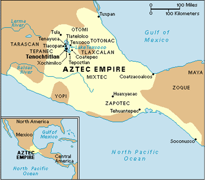 Aztec Empire - Ourboox