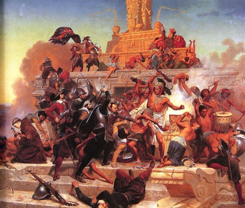 The rise and fall of the Aztec Empire - Ourboox