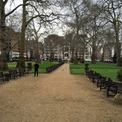 With Love from Berkeley Square - by Mel Rosenberg - מל רוזנברג