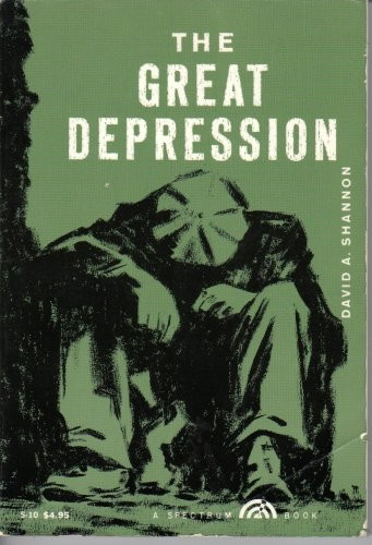 term paper on the great depression Great depression research papers discuss the factors that led to the economic disaster in the late 1920's during the 1930s and 1940s, the united states experienced a period of extreme economic instability and decline now referred to as the great depression.
