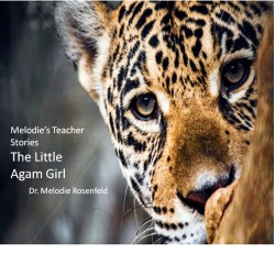 Melodie's Teacher Stories: The Little Agam Girl - by Melodie Rosenfeld