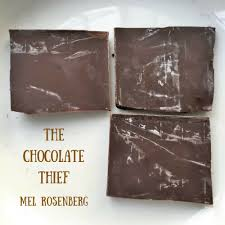 Artwork from the book - The Chocolate Thief – Случай с пропавшим шоколадом – Translated to Russian by Irena Brodeski by Mel Rosenberg - מל רוזנברג - Ourboox.com