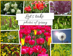 """SAY GOODBYE TO OUR ETWINNING PROJECTS """"LET'S TAKE PHOTOS OF SPRING"""" - by"""