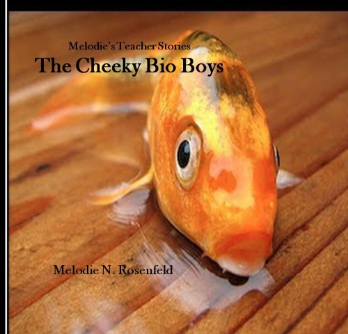 Artwork from the book - Melodie's Teacher Stories: The Cheeky Bio Boys by Melodie Rosenfeld - Ourboox.com