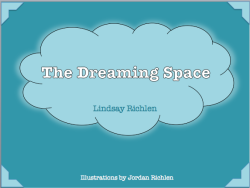 The Dreaming Space - by