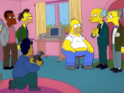 The Simpsons Stories: Homer Gets Fat - by Darcy May Partridge