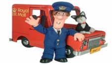 My Postman Pat Outfit - by Aimee Verity Turnbull