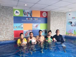 """Swimming for Life"" – A Guide for Parents - Jairo-Montenegro"