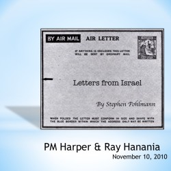 # 161 – PM Harper & Ray Hanania - by Stephen Pohlmann