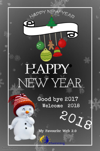NEW YEAR POSTER COMPETITION