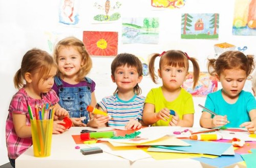 Educational Coloring Pages For Kindergarten : The reasons coloring pages is important for your child s