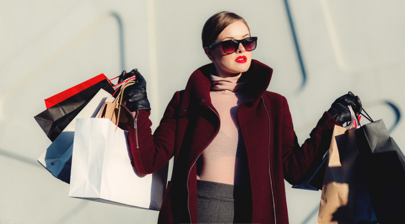 Targeted email marketing in the fashion industry