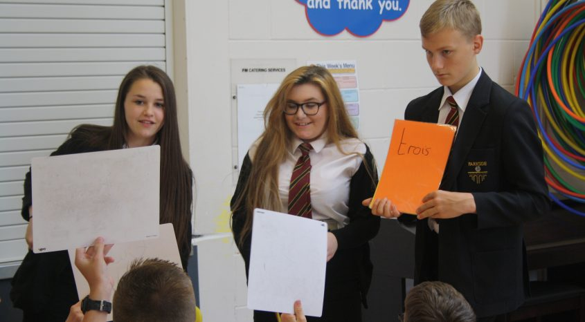 Success for Parkside Language Leaders