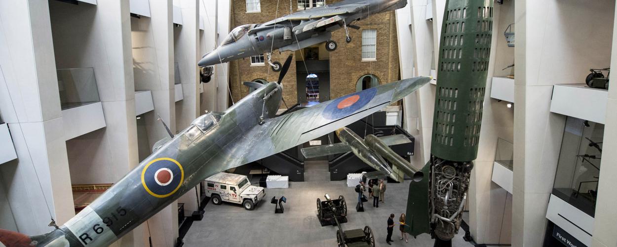 GCSE History - London Imperial War Museum visit