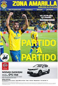 Edición de Zona Amarilla 'Partido a Partido'