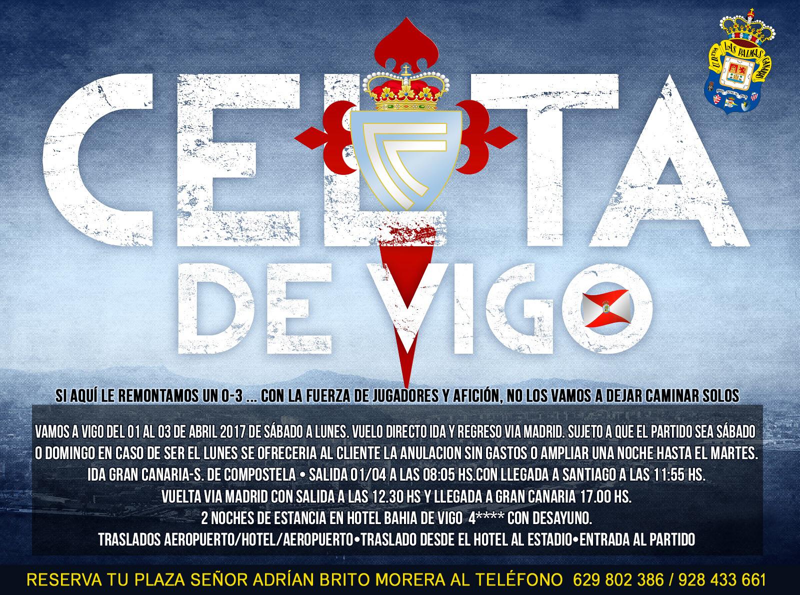 Ud Las Palmas vs. Celta de Vigo