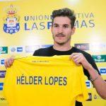 La hora del Hélder Lopes, ante la lesión de Castellanos