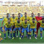 Los 18 de la UD Las Palmas que asaltarán el Calderón