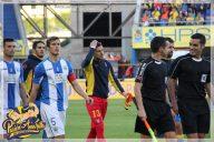 Salida UD Las Palmas al terreno de juego