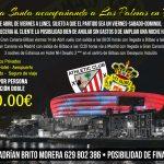 Semana Santa acompañando a la UD Las Palmas en Bilbao