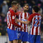 El Atlético una eliminatoria copera contra la UD Las Palmas