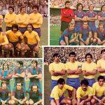 Partidos de Liga entre UD Las Palmas – Barcelona