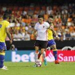 La UD Las Palmas no se relaja esperando al Valencia