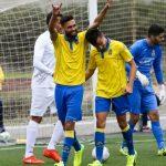 Las Palmas Atlético golea y vuelve a la senda del triunfo (5-1)
