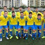 Las Palmas Atlético derrota al CD Marino a domicilio (1-2)