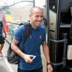 """Apoño: """"Estoy orgulloso de mi etapa en la UD Las Palmas"""""""