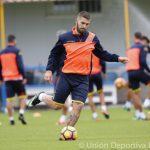 Lista de 18 jugadores convocados para el partido en Málaga