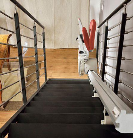 Prix indicatifs des monte escalier practicomfort for Prix monte escalier