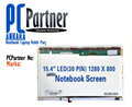 15.4 1280x800 30Pin Led N154I6-L03 N154I6 L03 ASUS N50 Laptop Ekranı