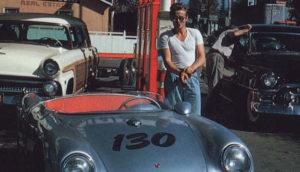 James Dean Porsche 550