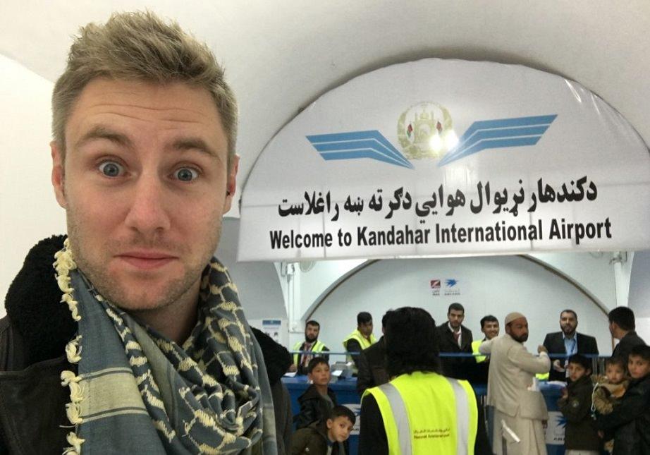 Annem ile Afganistan seyahati
