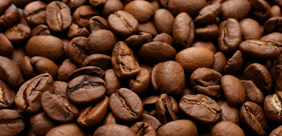 Arabika kahve çekirdekleri