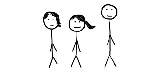 Lucy'nin ailesi