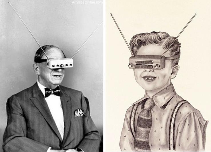 google glass öncesi