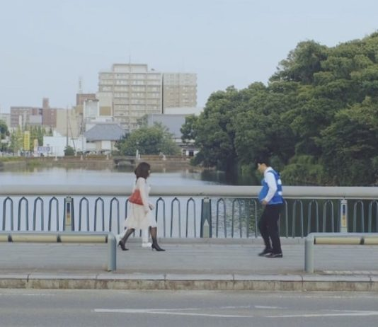 hamile kostümlü Japon politikacılar