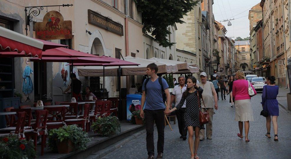lviv-sokak