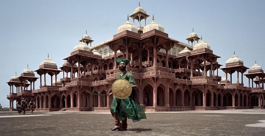 Ekber Şah'ın Mezarı Hindistan