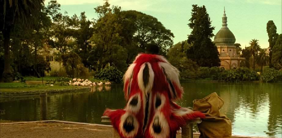Buenos Aires hayvanat bahçesi