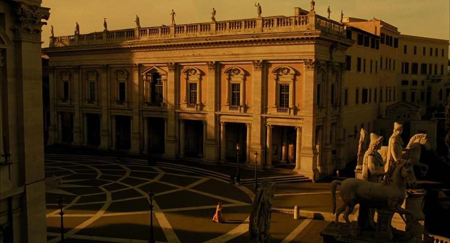 Capitoline Hill Roma