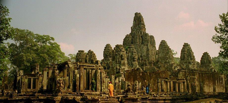 Bayon Tapınağı Kamboçya