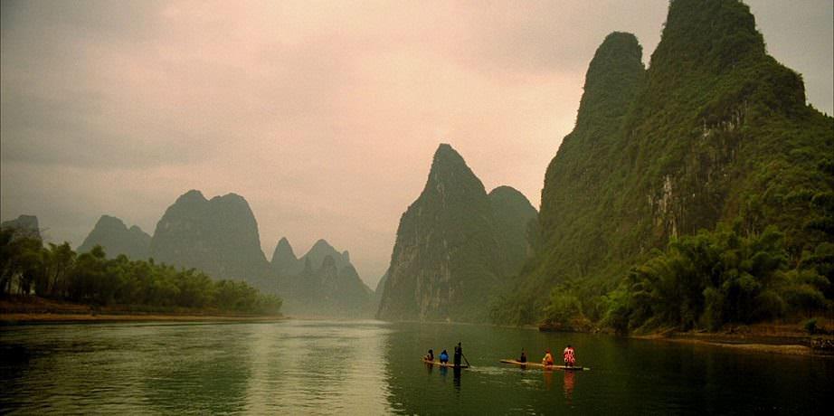 Li Nehri Çin