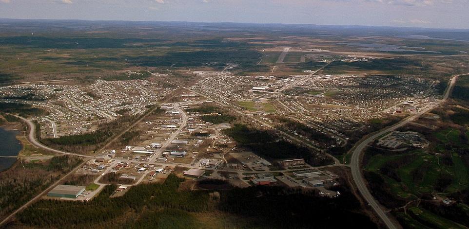 Gander Kanada 11 Eylül