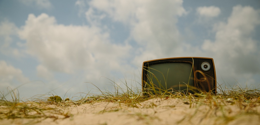 eski teknoloji televizyon