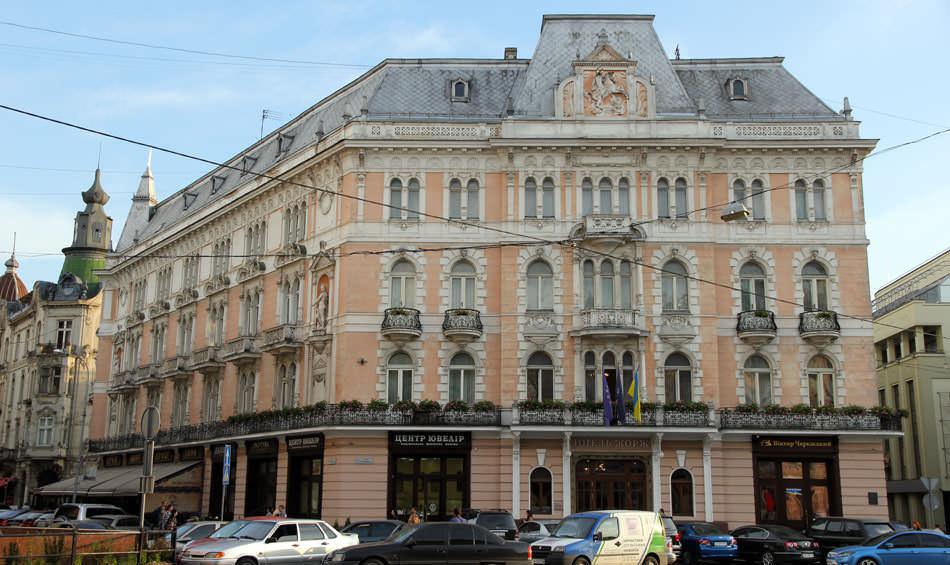 lviv-otelleri