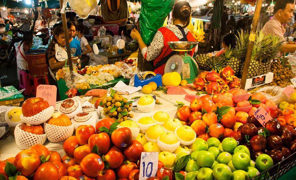 bangkok meyve